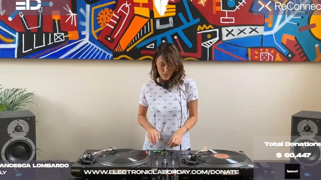Francesca Lombardo - Live @ ElectronicLaborDay and Beatport ReConnect #ForBeirut 2020