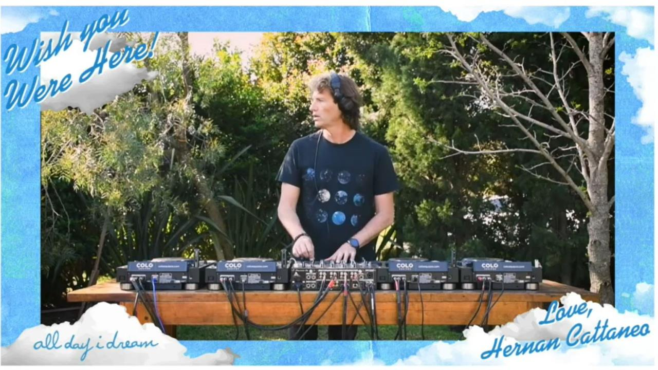 Hernan Cattaneo - Live @ All Day I Stream 2020