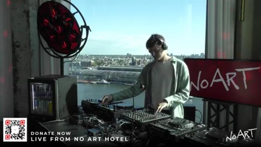 Toman - Live @ No Art Hotel Livestream 2020