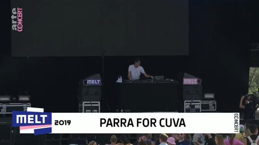 Parra for Cuva - Live @ Melt Festival 2019
