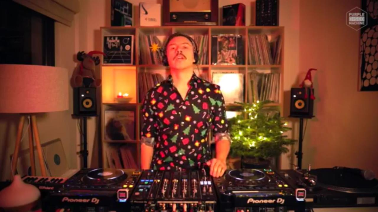 Purple Disco Machine - Live @ Christmas Sessions 2020