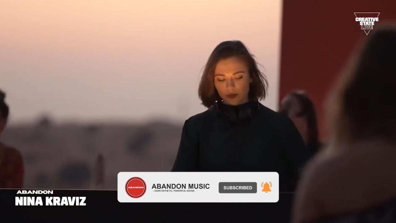 Nina Kraviz - Live @ Bedouin Oasis Mix, UAE 2020