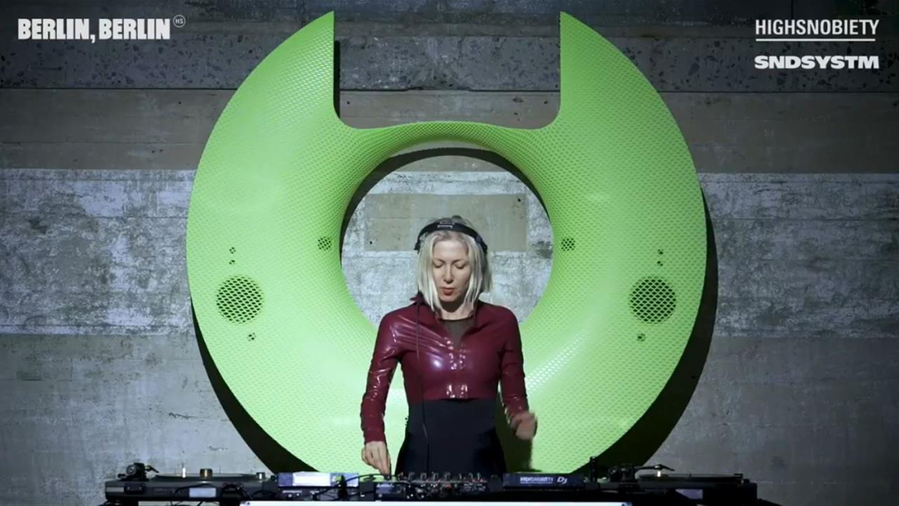 Ellen Allien - Live @ Boros Collection, Bunker Berlin 2021