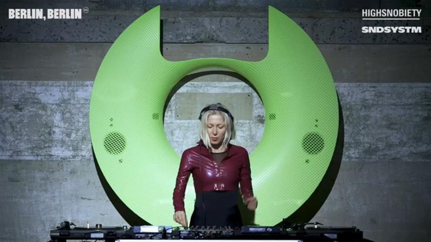Ellen Allien - Live @ Boros Collection, Bunker Berlin 2021