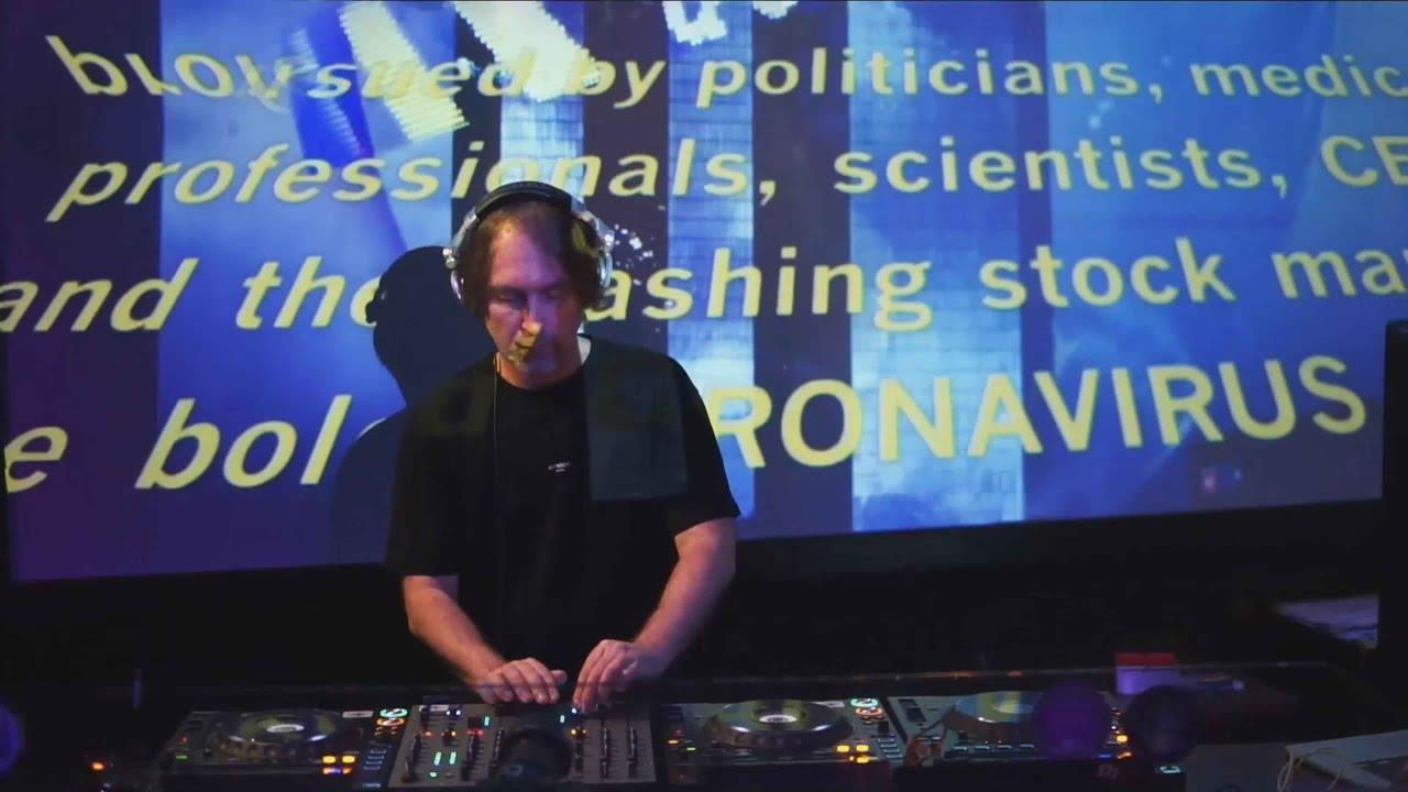 Karotte & VJ Doublevisions - Live @ All Night Long at Harry Klein 2021