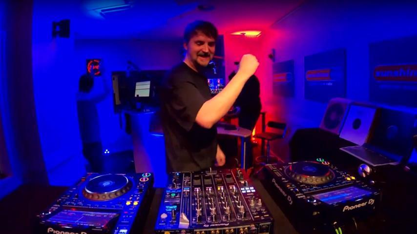 Sascha Braemer - Live @ A Saturday Night with... x Radio Sunshine 2021
