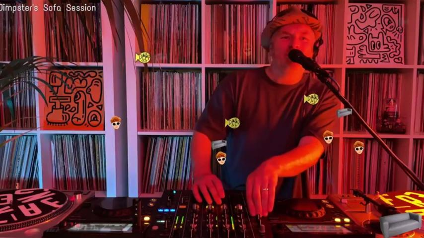 Jimpster - Live @ Sofa Sessions #022 2021