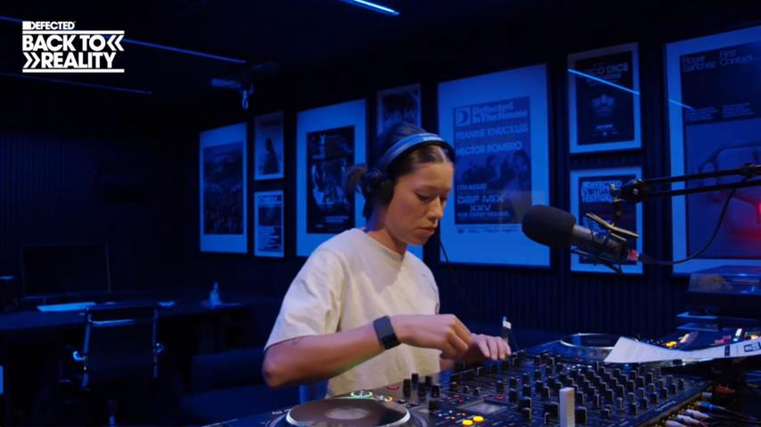 Monki - Live @ Defected Back To Reality 2021