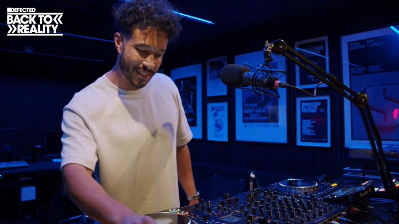 Melvo Baptiste - Live @ Defected Back To Reality w/ The Remedy Radio Show 2021