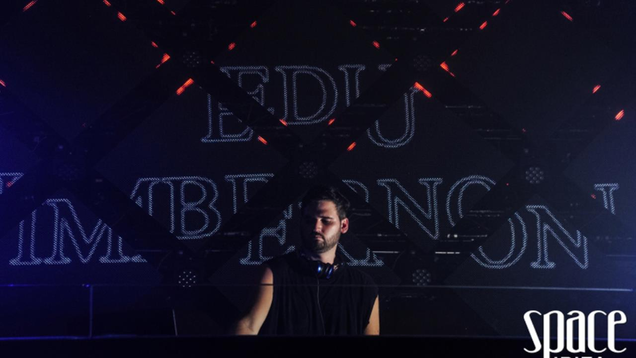 Edu Imbernon - Live @ Space Closing Fiesta 2015