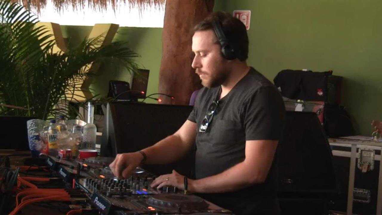 Weiss - Live @ The BPM Festival 2015, Toolroom Live, Blue Parrot