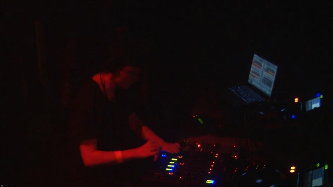 Magda - Live @ Geist In The Mix, Ipse Berlin 2016