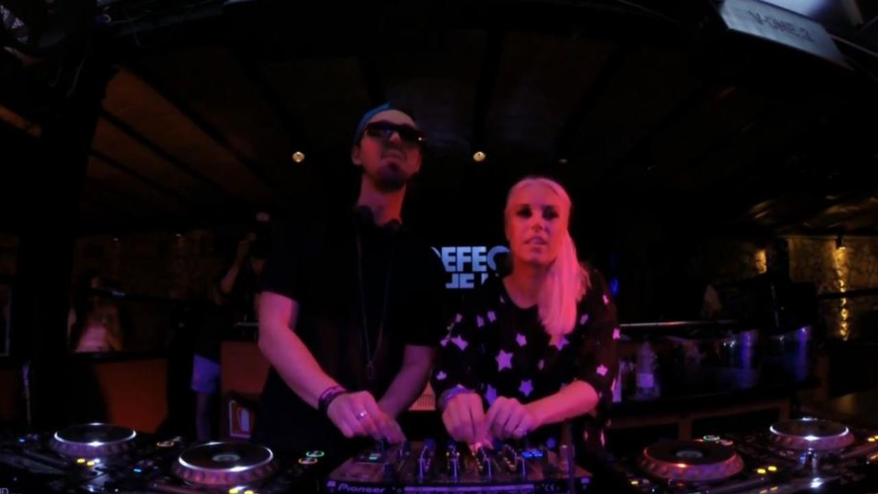 Sam Divine b2b Sonny Fodera - Live @ Together & Defected In The House Opening Party, Amnesia 2015