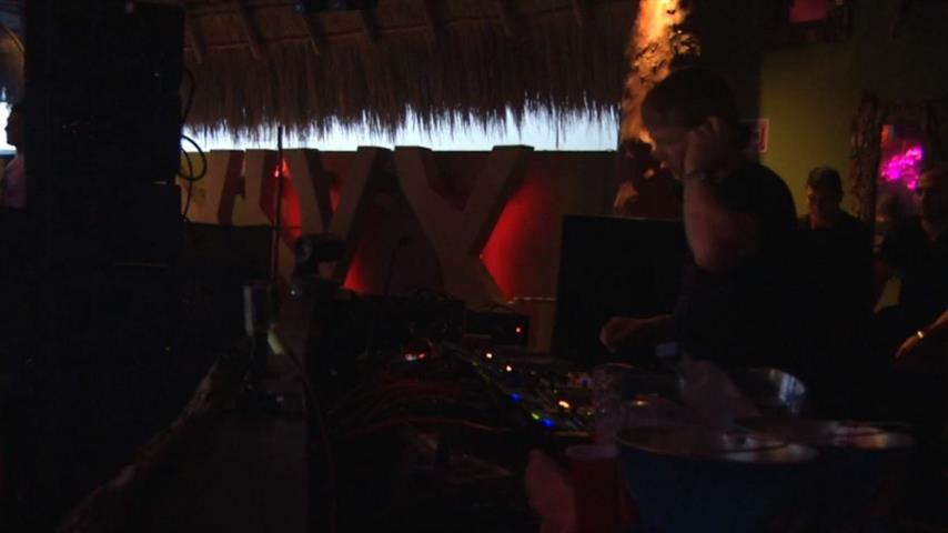 John Digweed - Live @ The BPM Festival 2016, Bedrock, Blue Parrot
