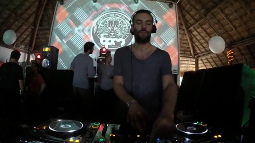 Eelke Kleijn - Live @ The BPM Festival 2016, Groove Garden, Wah Wah Beach Bar