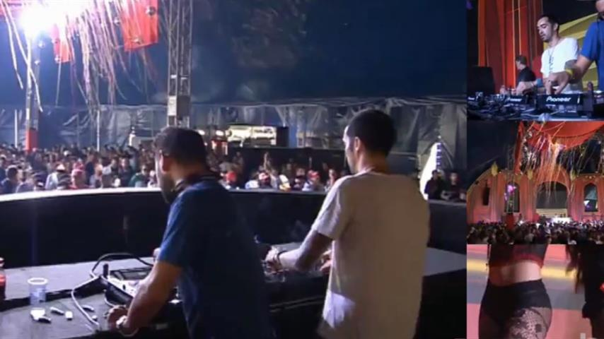 Audiofly - Live @ Tomorrowland 2011