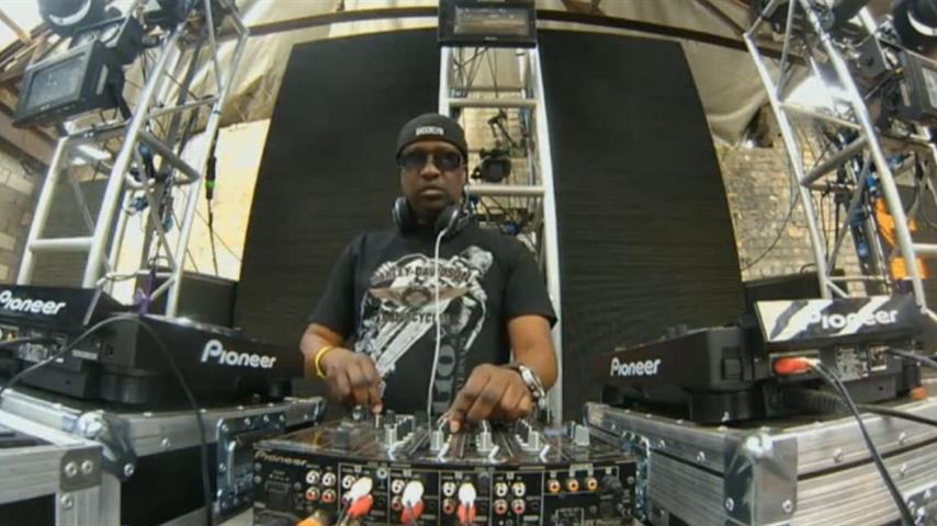 Todd Terry - Live @ Below 8th Birthday 2013