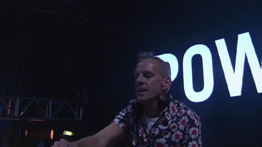 Fatboy Slim - Live @ We Are FSTVL 2014, Eat Sleep Rave Repeat, Airfield of Dreams