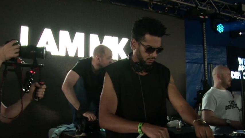 MK - Live @ We Are FSTVL 2014, Defected In The House, Airfield of Dreams