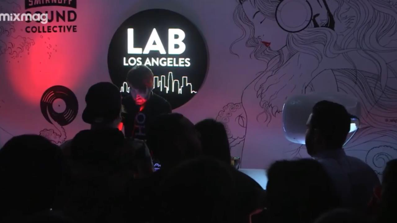 Oliver Heldens - Live @ Mixmag Lab LA 2016