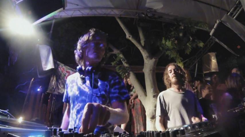 Acid Mondays - Live @ Zoo Project Opening Party 2014, Gala Night
