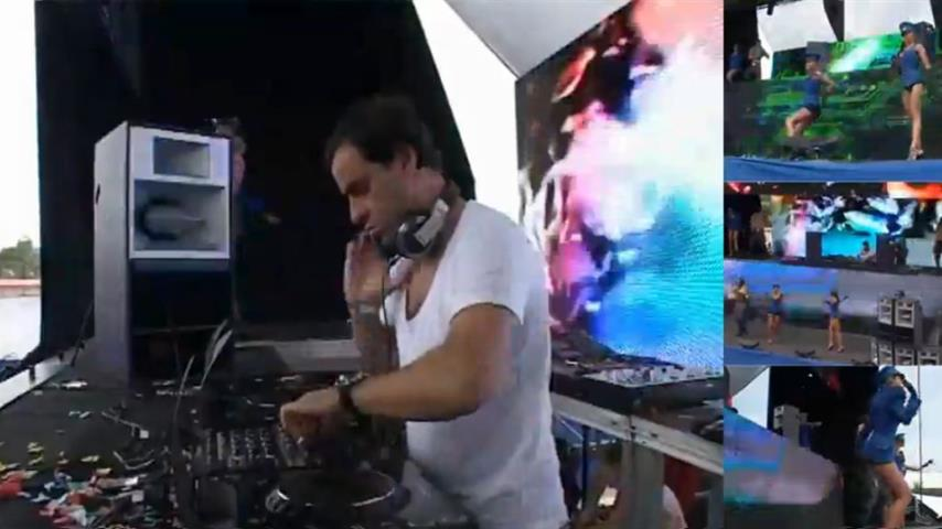 Yousef - Live @ Space Opening Party 2009