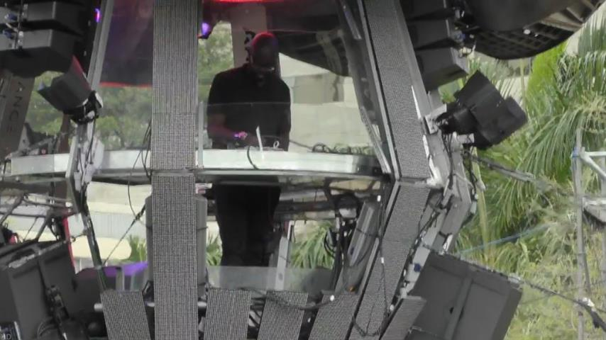 Black Coffee - Live @ Ultra Music Festival Miami 2016, Resistance Stage