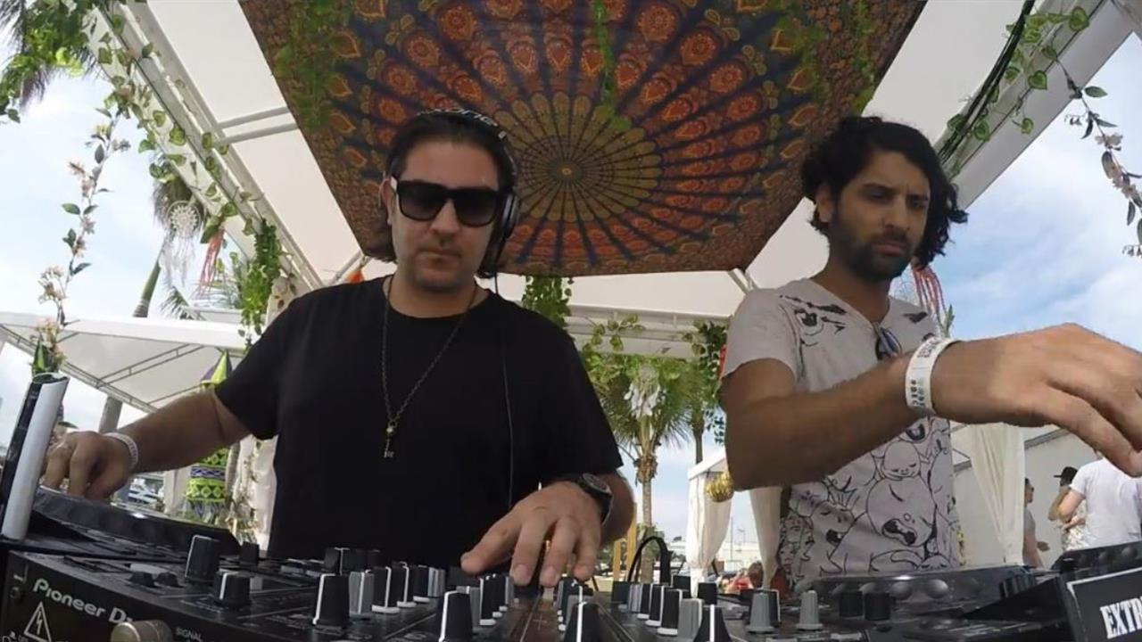 Atish b2b Hoj - Live @ Do Not Sit By The Ocean 2016, The Deck Lounge