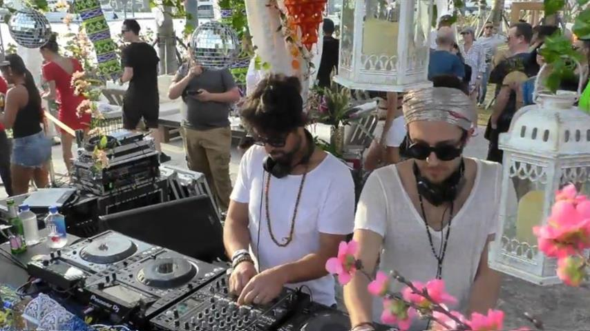 Bedouin - Live @ Do Not Sit By The Ocean 2016, The Deck Lounge