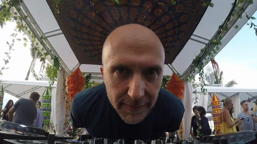 Lee Burridge - Live @ Do Not Sit By The Ocean 2016, The Deck Lounge