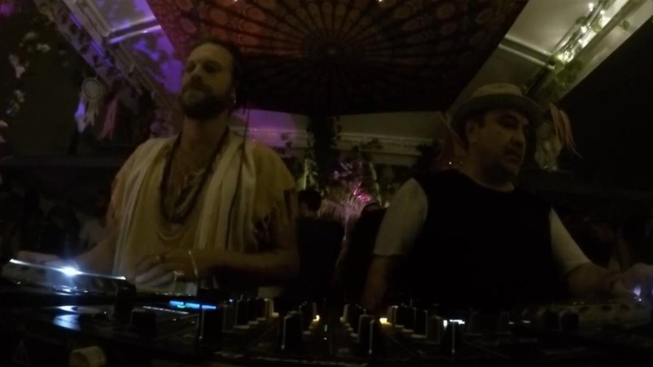 Behrouz b2b YokoO - Live @ Do Not Sit By The Ocean 2016, The Deck Lounge