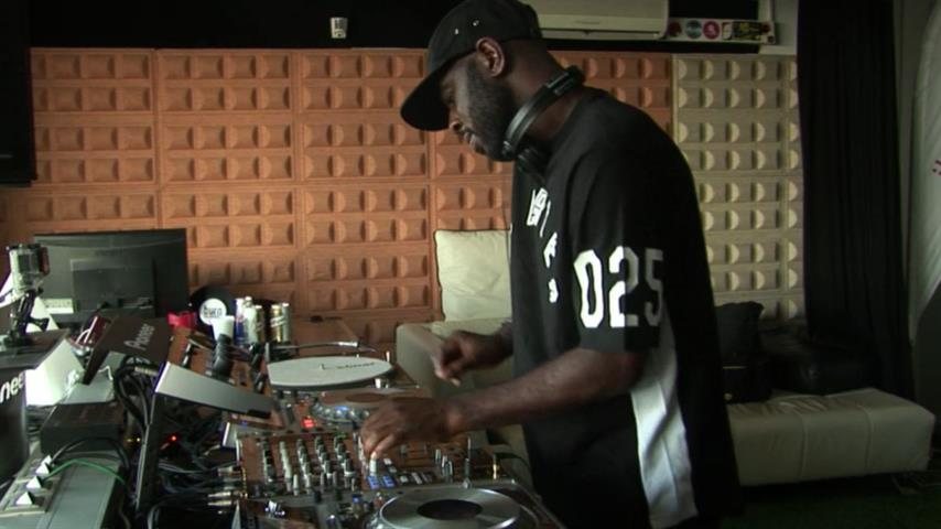T. Williams and Cozzy D - Live @ In Session, Ibiza Sonica Studios 2014