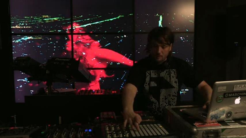 Saytek - Live @ DJ Mag London 2012