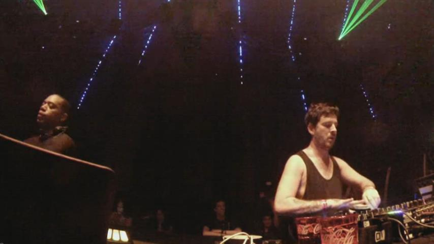 Carl Craig b2b Luciano - Live @ Awakenings ADE Cadenza meets Planet E 2013
