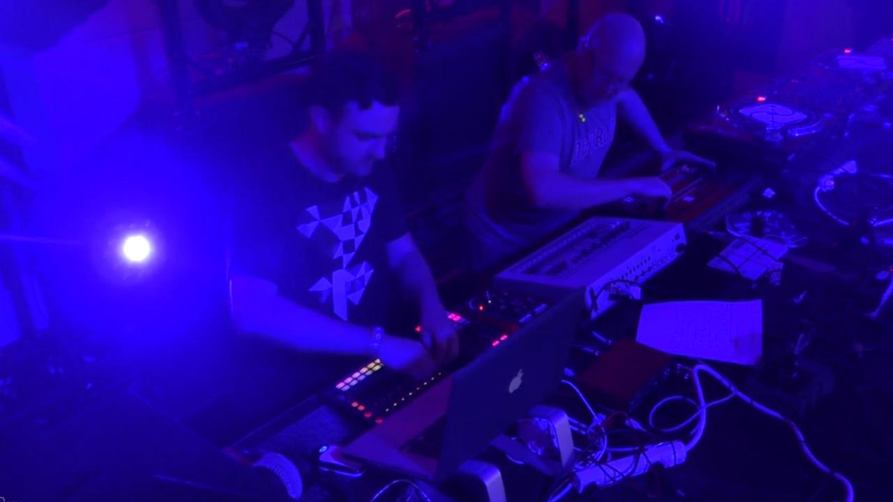 Abbe & Toth - Live Performance @ Movement Electronic Music Festival 2016