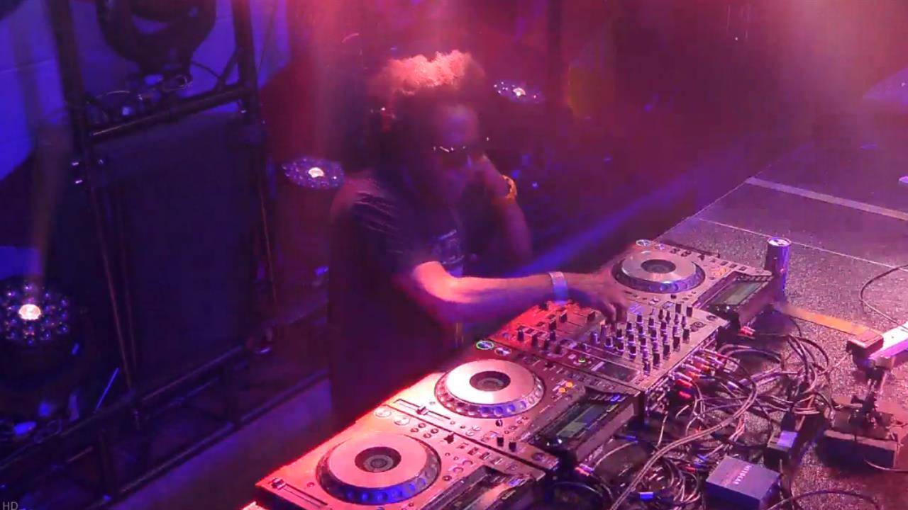 DJ Pierre - Live @ Movement Electronic Music Festival 2016