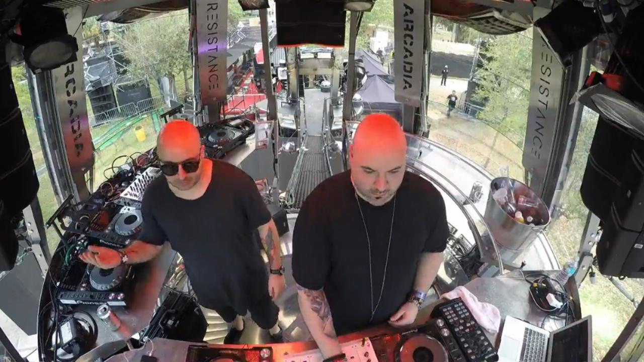 The Roaches (Carlo Lio and Nathan Barato) - Live @ Ultra Music Festival Miami 2016, Resistance Stage