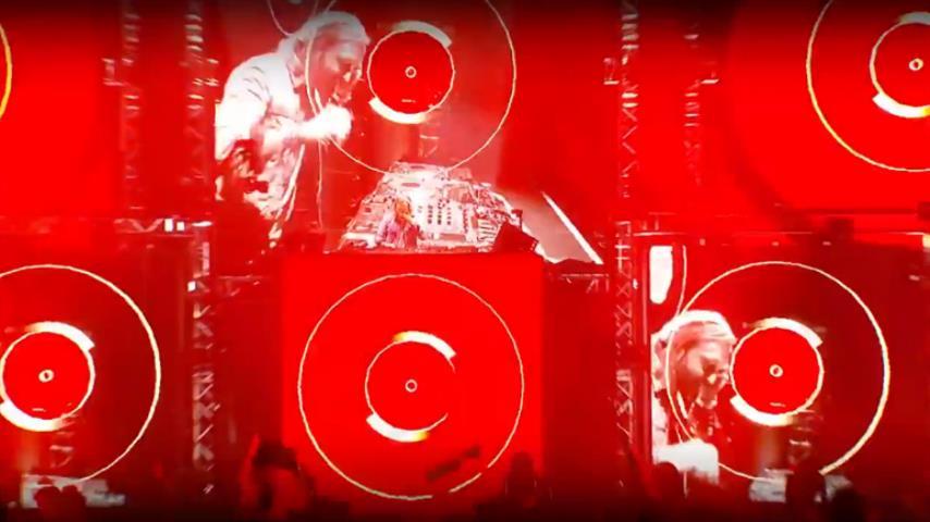 David Guetta - Live @ UEFA Opening Ceremony 2016