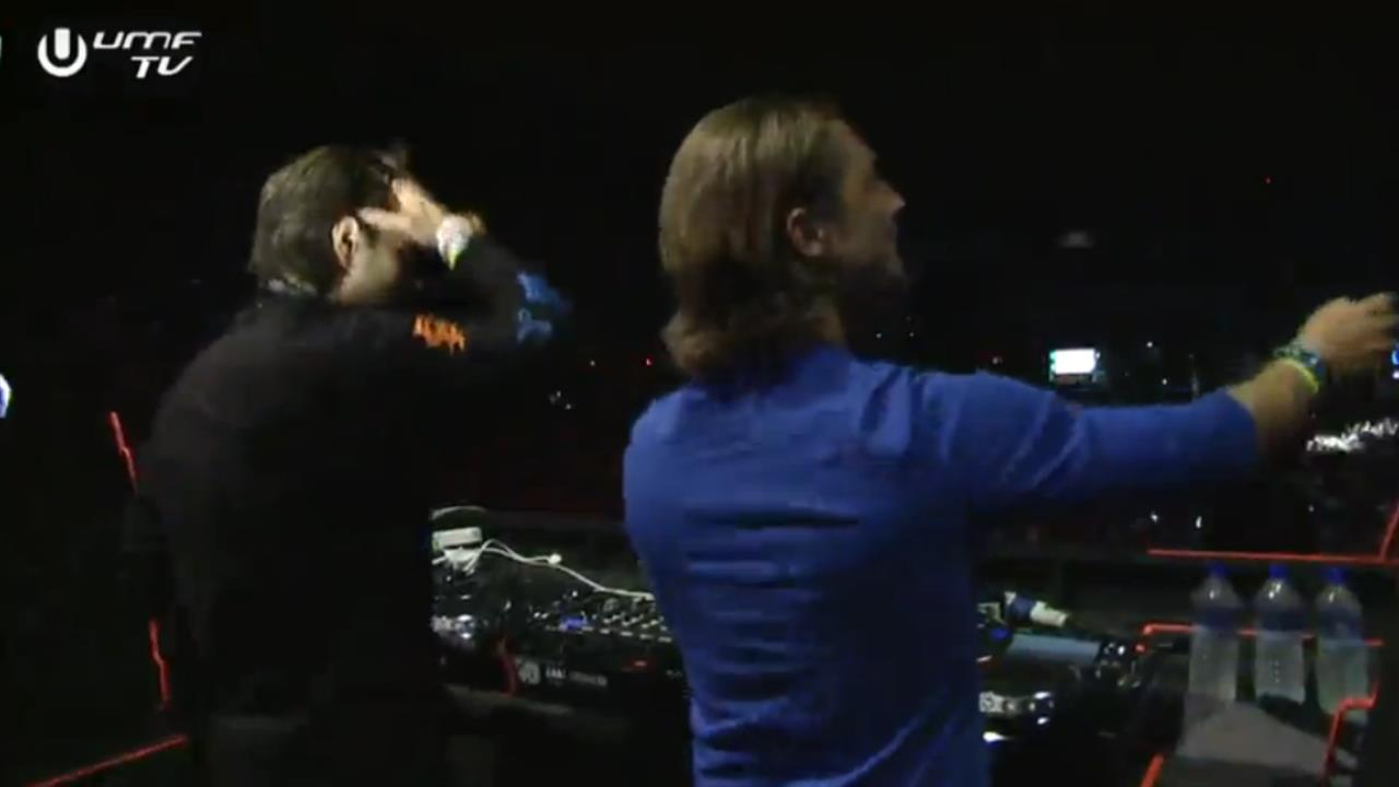 Axwell Λ Ingrosso - Live @ Ultra Music Festival Korea 2016