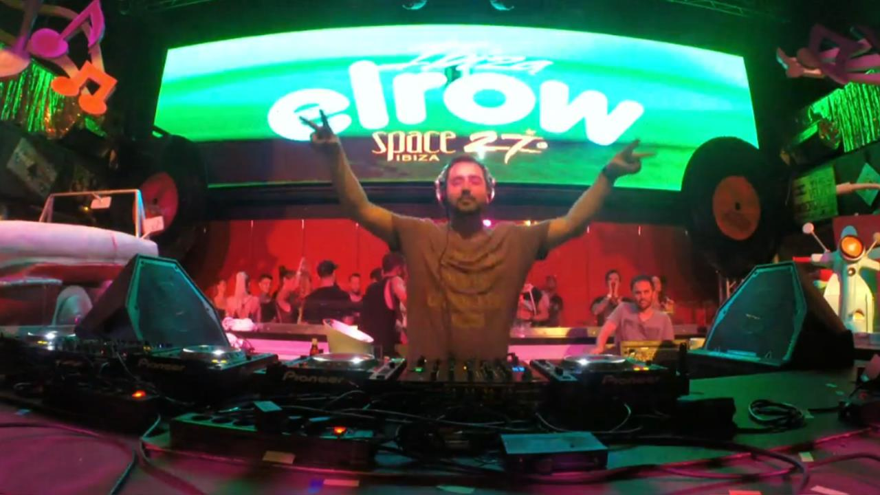 Mario Biani - Live @ Elrow Ibiza 2016, Week 2