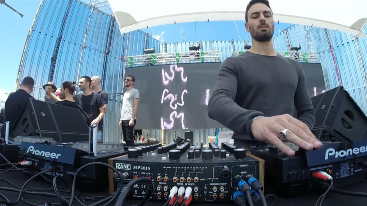 Lehar - Live @ Diynamic Outdoor 2016, Parc Del Forum