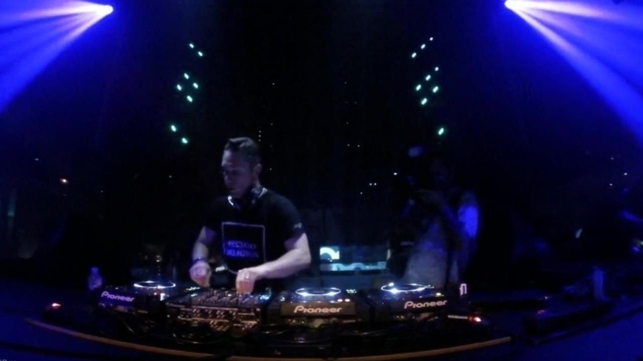 Jon Rundell - Live @ Music Is Revolution Week 2 2016, Space Ibiza