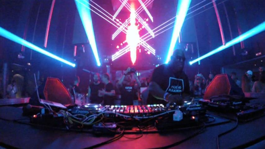 Carl Cox - Live @ Music Is Revolution Week 3 2016, Space Ibiza