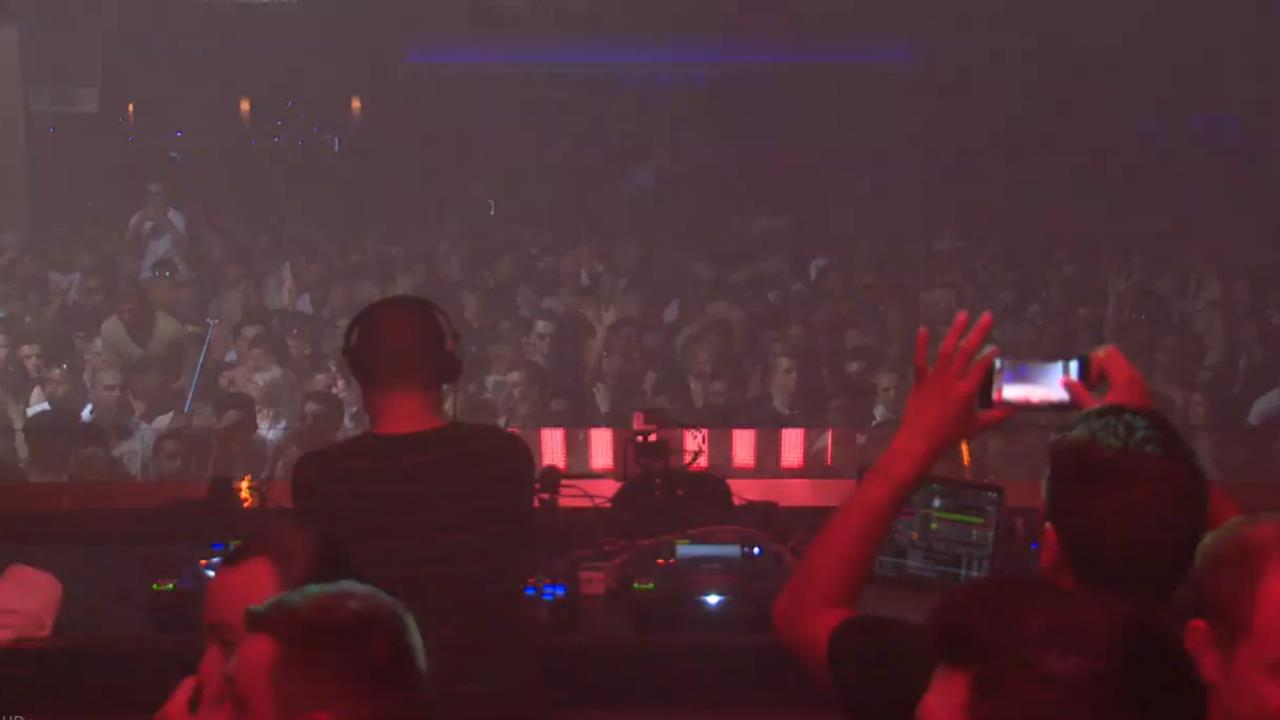 Joseph Capriati - Live @ Music Is Revolution Week 6 2016, Space Ibiza