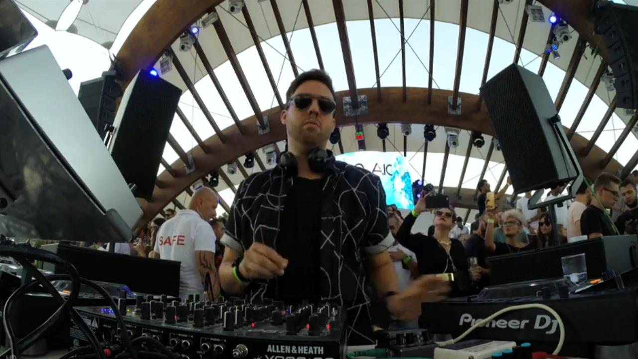 Maceo Plex - Live @ Mosaic by Maceo 2016