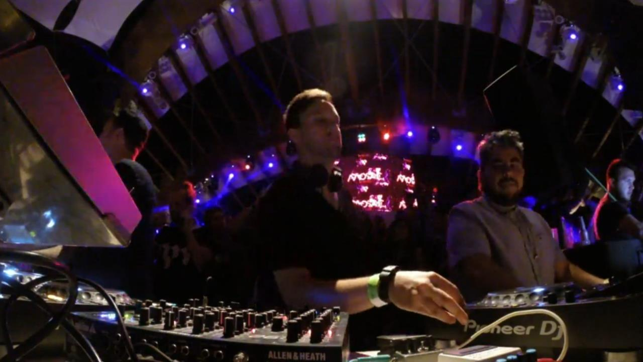 Maceo Plex b2b Pachanga Boys b2b Michael Mayer - Live @ Mosaic by Maceo 2016