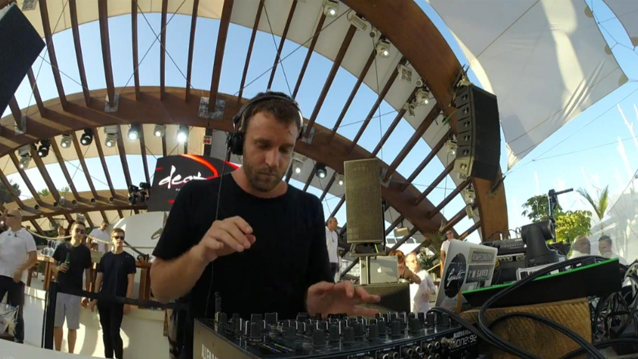 Guti - Live Performance @ Luciano & Friends Destino Ibiza 2016