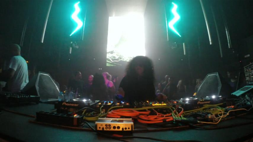 Nicole Moudaber - Live @ Music Is Revolution Week 8 2016, Space Ibiza