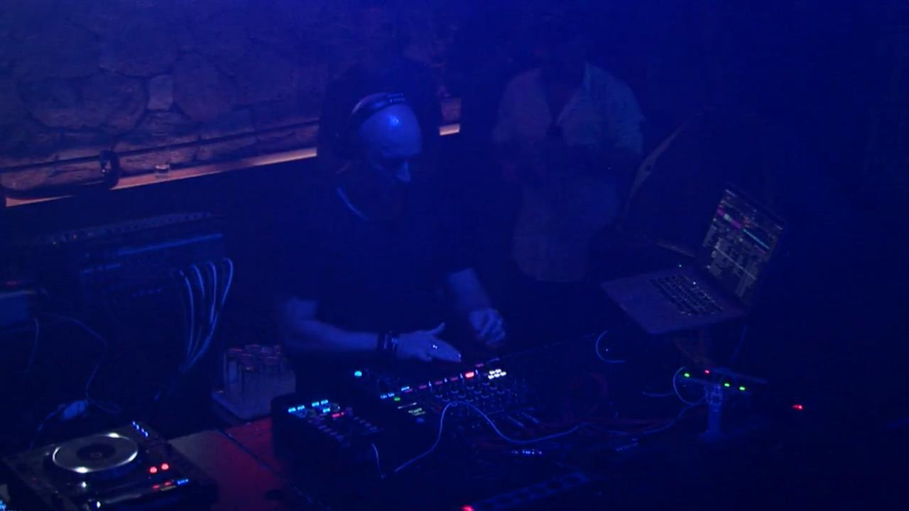 Stefano Noferini - Live @ Music Is Revolution Week 9 2016, Space Ibiza