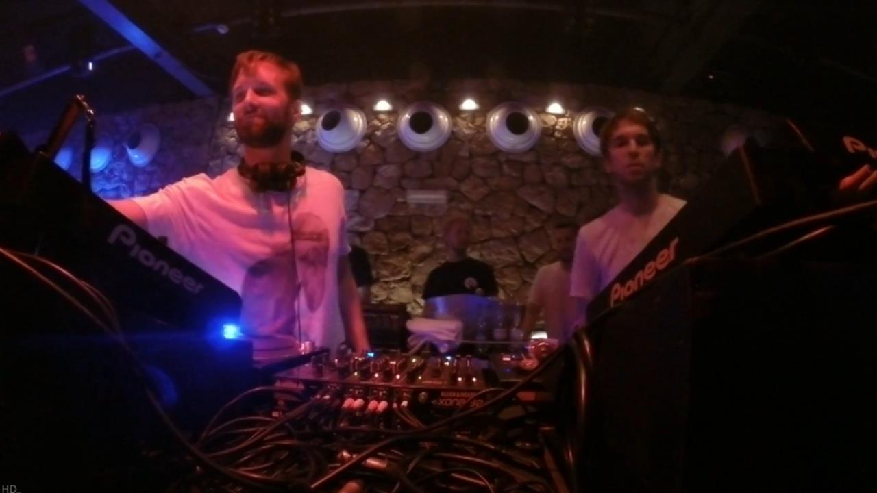 Visionquest - Live @ Space Closing Fiesta 2014